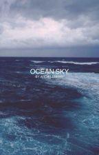 ocean sky ; joey birlem by J0EYDIVINE