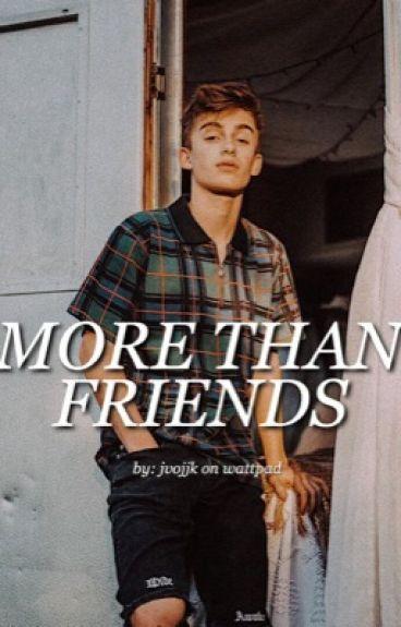 More Than Friends//Johnny Orlando