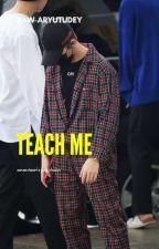 Teach Me, Jihoonie [Woozi FF] by mochiriana