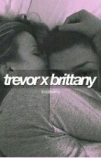 trevor x brittany by hqppyness