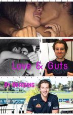 love & guts-Marcus Bontempelli & Patrick Cripps by nkrising