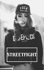 STREETFIGHT #Wattys2016 by frickygirl