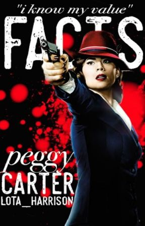 Peggy Carter Facts Frases 1 Wattpad