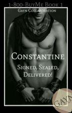 Constantine - Signed, Sealed, Delivered by GAYNCollaborationHub