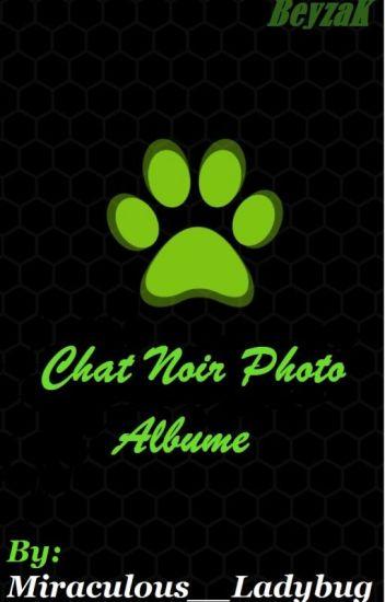 Chat Noir |  Photo Albume