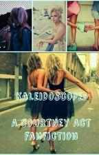 Kaleidescope: Courtney Act by TheMisguidedGhostXXX