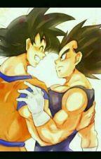 Goku X Vegeta Amor Confuso [cancelado] by belubarconte