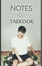notes • taekook (çeviri) by jkookintae