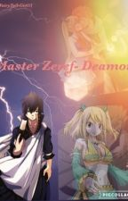 Master Zeref - Deamon by FairyTail-Girl15