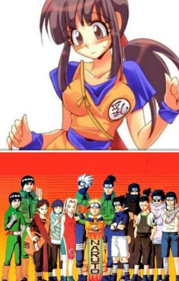 Naruto Ball Super Camila La Sayayin En Konoha