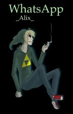Wattsapp »Ben Drowned«  by _Alix_