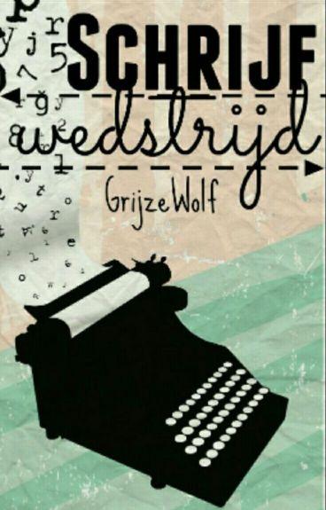 Schrijfwedstrijd, door GrijzeWolf
