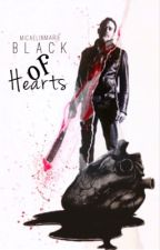 Black of Hearts by MicaelinMarie