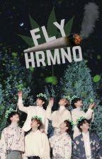 Fly Hrmno + GOT7 CHILENSIS. by nevereveeer