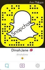 Snapchat (Dinah Jane y tú) by Andylohan