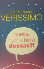 Poesia numa hora dessas?! by VirginiaGibson