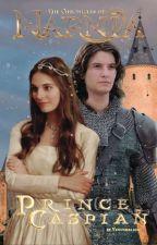 Narnia »Prince Caspian by venusmelina