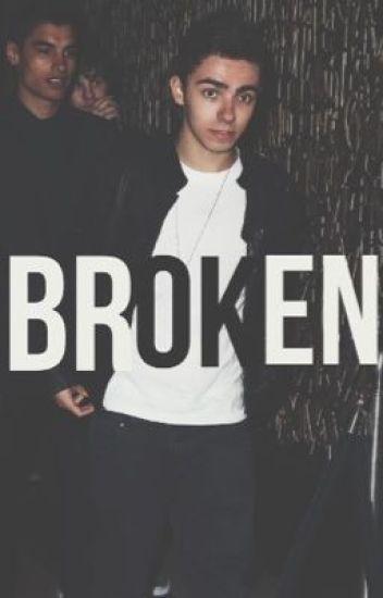 Broken (Nathan Sykes fanfic)