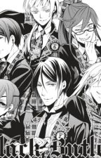 A Different World (Modern! Reader X Black Butler! Various!) by Otakuxme