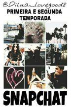 Snapchat • Austin Mahone  by Dilua_lovegood8