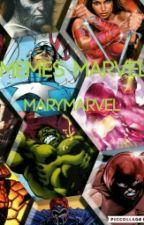 Memes Marvel by MaryMarvel