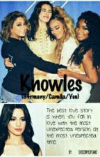 Knowles (Fifth Harmony/you) by ChocoDipCupcake