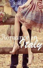 Romance in Italy by xolilyxo