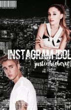 Instagram idol jb + ag  by justinbieberx01