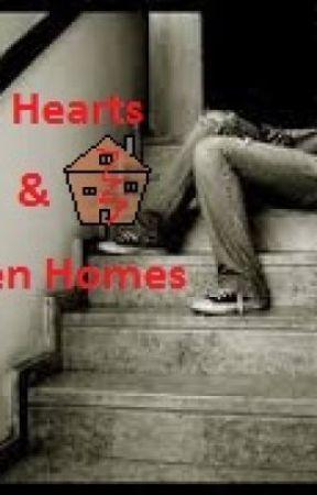 Broken Hearts and Broken Homes by lost_in_dreams213