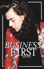 business first $ harry by spicythot
