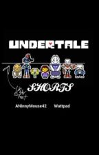 Undertale Shorts by ANinnyMouse42