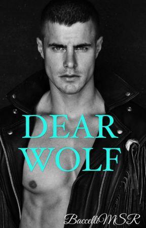 DEAR WOLF [COMPLETA] by BaccelliMSR