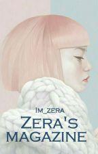 Zera Magazine 2 مجلة زيرا by Im_zera