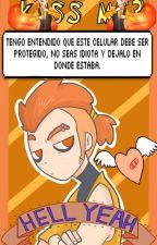 bad boy n.bonnie x n.foxy <3 by LeonoraRodriguez0