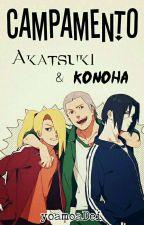 """Campamento Akatsuki & Konoha [+18] """"Akat. & Kon."""" by yoamoaDei"""