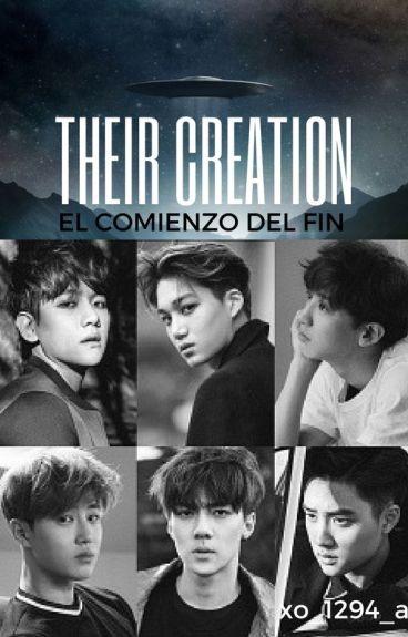 THEIR CREATION [EXOK] #Wattpad10 #JustWriteIt