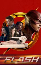 Enamorada de dos personas (Barry Allen/Flash y Tu) by AriadnaAllen