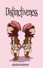 distinctiveness | teen spg by slackerdudever
