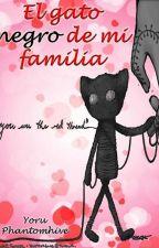 #Escríbelo ya: El gato negro de mi familia by YoruPhantomhive