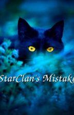StarClan's Mistake by pIanetary