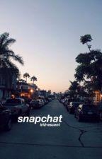 snapchat; lrh  by irid-escent
