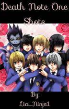 Death Note One-Shots by Lia_Ninja1
