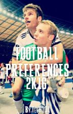 Football Preferences by AiytTee_