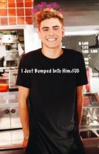 I just bumped into him// Jack gilinsky (COMPLETED) by raerae816