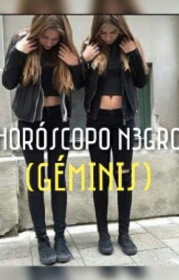 Horóscopo Negro (Géminis)