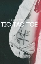 Tic Tac Toe [Louis] by homebodies