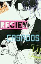 Recien Casados //Levi X Reader// by Rainbowunicorn1987