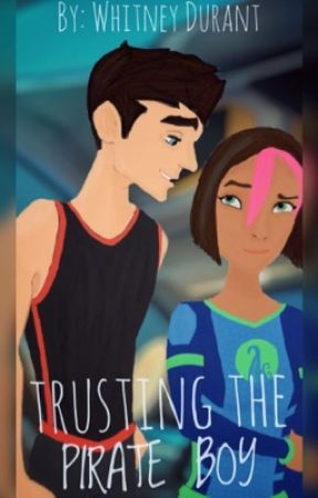 Trusting the Pirate Boy (Finntaine Fanfic) BOOK 1 by wd_527