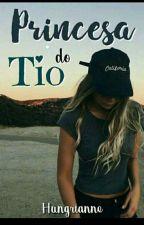 Princesa Do Tio by hungrianne