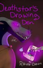 Deathstar's Drawing Den by WingsOfDerp